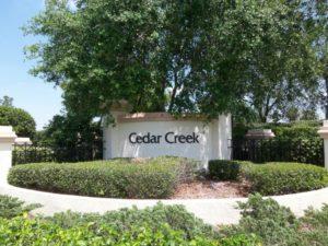 Cedar Creek - Bonita Springs, FL 1