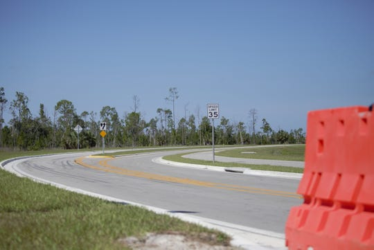 Logan Boulevard extension to reach Bonita Beach Road; construction to begin on roundabout 2